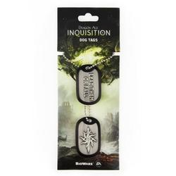 Gaya Entertainment DRAGON AGE DOG TAGS THE INQUISITION