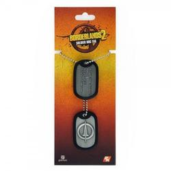Gaya Entertainment BORDERLANDS SOLDIER DOG TAG