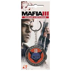 Gaya Entertainment MAFIA 3 HANGAR 13 KEYCHAIN