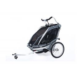 Carucior Thule Chariot Chinook 1 Charcoal - Seria Urban