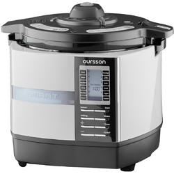 Oursson Multicooker Versatility cu presiune inalta MP5005PSD/IV, Ivory, 1200W, 5L, 45 de programe automate