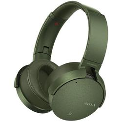 Sony Casti audio MDRXB950N1G, EXTRA BASS, Noise cancelling, Wireless, Bluetooth, NFC, Verde