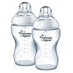Tommee Tippee Closer To Nature Bottle PP Set 2 x 340ML