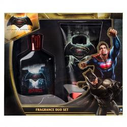 DC Comics Set cadou Batman vs Superman Eau de Toilette 75ml + gel de dusl 150ml