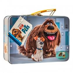 Universal Set cadou The Secret Life of Pets Carry-All Embossed Tin