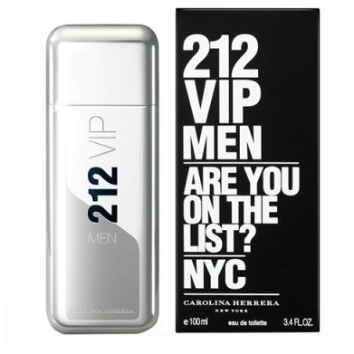 Parfum De Barbat 212 Vip Men Eau De Toilette 100ml