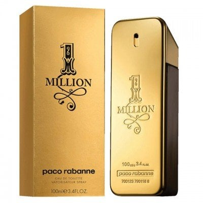 Parfum De Barbat 1 Million Eau De Toilette 100ml
