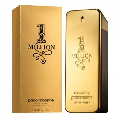 Parfum De Barbat 1 Million Eau De Toilette 200ml