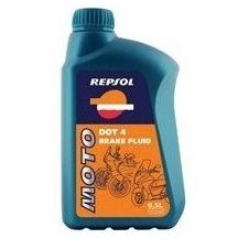 Lichid frana MOTO DOT 4 BRAKE FLUID- 400 ML Repsol