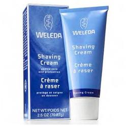 Weleda Crema de ras Men Organic Shaving Cream, 75ml