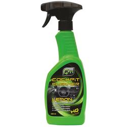 GLOBIZ Cockpit Cleaner Lemon 500 ml – Agent de curatare al bordului – aroma lemon