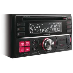 Player auto Alpine CDE-W235BT, USB, AUX, Bluetooth, 4 x 50 W