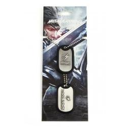Gaya Entertainment METAL GEAR RISING MAVERICK LOGO DOG TAG