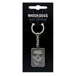 Gaya Entertainment WATCH DOGS KEYCHAIN SKULL