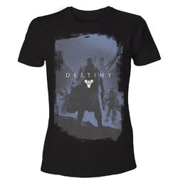 Bioworld Europe DESTINY BLACK TSHIRT S