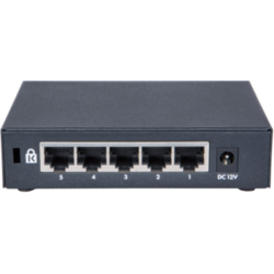 HP Switch 5 porturi gigabit 1420, 10/100/1000