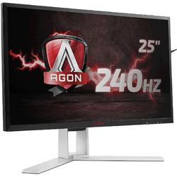 Monitor LED AOC Gaming AG251FZ 24.5 inch 1 ms Black FreeSync 240Hz