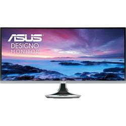 Monitor LED ASUS MX34VQ Curbat 34 inch 5 ms Black