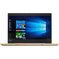 Laptop Lenovo 14'' IdeaPad 520S IKB, Intel Core i3-7100U , 4GB DDR4, 1TB, GMA HD 620, Win 10 Home, Champagne Gold