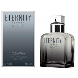 Calvin Klein Parfum de barbat Eternity Night for Men Eau de Toilette 100ml