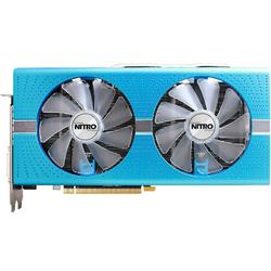 Placa video Sapphire Radeon RX 580 NITRO+ 8GB DDR5 256-bit Special Edition