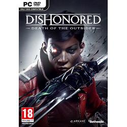 Bethesda DISHONORED DEATH OF THE OUTSIDER - PC