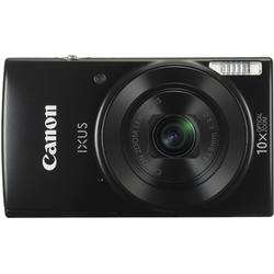 Canon Aparat foto digital IXUS 190, 20MP, Wi-Fi, Negru + Card 8 GB + Geanta
