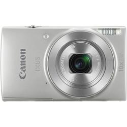 Canon Aparat foto digital IXUS 190, 20MP, Wi-Fi, Argintiu + Card 8 GB + Geanta