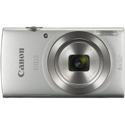 Canon Aparat foto digital  IXUS 185, 20MP, Argintiu + Card 8 GB + Geanta