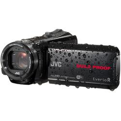 JVC Camera video Quad-Proof RX GZ-RX645BEU, Full HD, Wi-Fi, Negru
