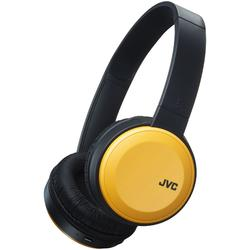 JVC Casti on-ear Bluetooth HA-S30BT-Y-E, Galben