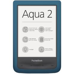 eBook Reader PocketBook AQUA 2, rezistent la apa si praf, afisaj tactil E Ink Carta, 8GB, iluminare frontala