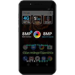 Allview Telefon X4 Soul Mini S, Dual SIM, 16GB, Black