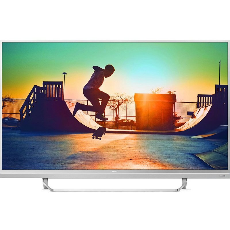 Televizor LED 55PUS6482/12, Smart TV, Android, 139 cm, 4K Ultra HD