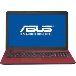 Laptop ASUS 15.6'' VivoBook X541UA, Intel Core i3-7100U , 4GB DDR4, 500GB, GMA HD 620, Endless OS, Red