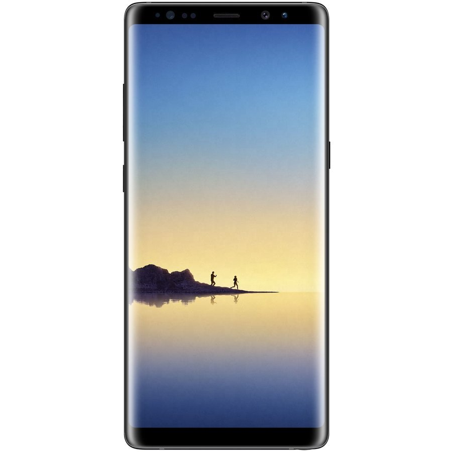 Telefon Mobil Galaxy Note 8, Dual Sim, 64gb, 4g, Midnight Black