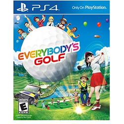 Sony Joc PS4 Everybodys Golf 7