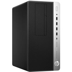 Sistem desktop HP ProDesk 600 G3 MT, Intel Core i5-7500 3.4GHz , 8GB DDR4, 256GB SSD, GMA HD 630, Win 10 Pro