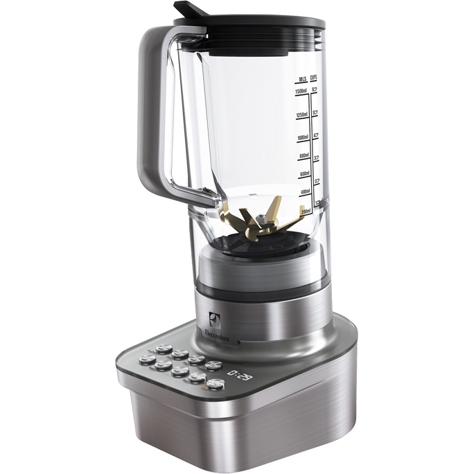 Blender Masterpiece Collection Esb9400, 1200 W, 8 Functii, Cutit Inox, 2.2 L, Inox
