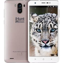 "iHunt Telefon mobil One Love Dual Camera, Dual SIM, Quad-Core, 5.5"", 16GB, 8+2MP, Android 7.0, 3000mAh, gold"