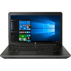 Laptop HP 17.3'' ZBook 17 G4, FHD IPS, Intel Core i7-7820HQ , 16GB DDR4, 256GB SSD, Quadro P3000 6GB, FingerPrint Reader, Win 10 Pro