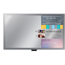 "Samsung Monitor LFD LH55MLEPLSC/EN, 55"", mirror type, FHD, 16:9, 400 cd/m2, 4 ms"