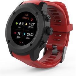 MYRIA Smartwatch Casual MY9504, Rosu