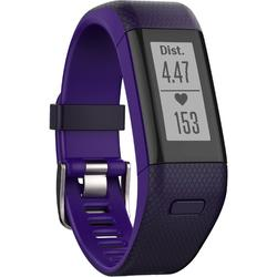 Bratara fitness Garmin Vivosmart HR+ GPS Activity Tracker, Violet