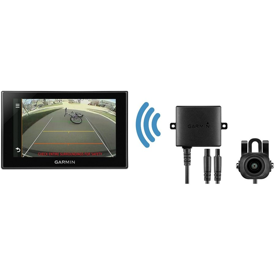 Camera Video Auto Wireless Bc 30, Vizibilitate La Mers Inapoi