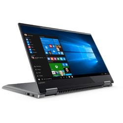"Laptop 2 in 1 Lenovo YOGA 720-15IKB, 15.6"" FHD Touchscreen, Intel Core i7-7700HQ 2.80 GHz, 16GB, 512 GB SSD, nVIDIA GeForce GTX 1050 4GB, Windows 10 Home, Grey"