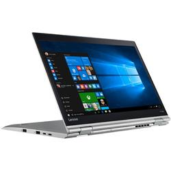 "Laptop 2 in 1 Lenovo ThinkPad X1 Yoga Gen 2, Intel Core i7-7500U 2.70 GHz, Kaby Lake, 14"", WQHD, IPS, Touchscreen, 8GB, 512GB M.2 SSD, Intel HD Graphics 620, FingerPrint Reader, Windows 10 Pro, Silver"