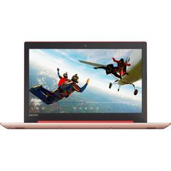 "Laptop Lenovo IdeaPad 320-15IAP Intel Quad-Core Celeron N3450 up to 2.20 GHz, 15.6"", Full HD, 4GB, 500GB, DVD-RW, Intel HD Graphics, Free DOS, Coral Red"