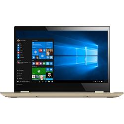 "Laptop 2 in 1 Lenovo YOGA 520-14IK Intel Core i3-7100U 2.40 GHz, Kaby Lake, 14"", Full HD, IPS, Touchscreen, 4GB, 1TB, Intel HD Graphics, Windows 10 Home, Gold"