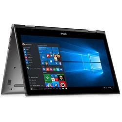 "Laptop 2-in-1 DELL Inspiron 5379 Intel Core i5-8250U up to 3.40 GHz, Kaby Lake R, 13.3"", Full HD, IPS, Touchscreen, 8GB, 256GB SSD, Intel UHD Graphics 620, Windwos 10 Pro, Gray"